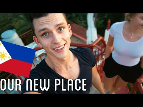Cebu to Bohol - OUR NEW PLACE ! / Travel to the Philippines