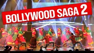 BOLLYWOOD SAGA || BEST HINDI DANCE ACT OF COOL STEPS 2016 !!!