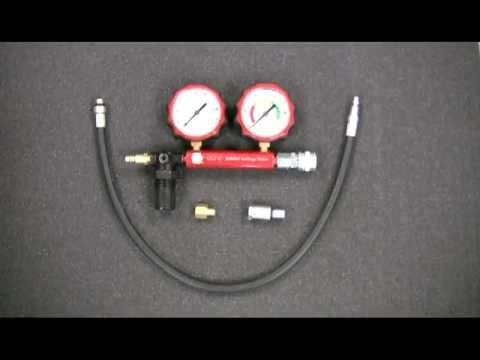 NAPA Service Tools Cylinder Leak Down Tester