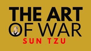 THE ART OF WAR| Sun Tzu Book of Strategy| Quotes🔥