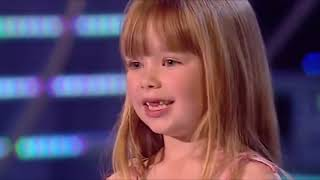 KID SINGER BRINGS TEARS TO JUDGES EYES! All Auditions Connie Talbot