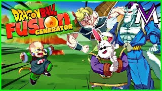 DRAGON BALL FUSION SIMULATOR   MasakoX - Getplaypk   The Fas