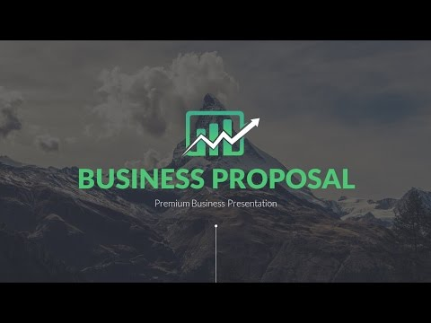 Business Proposal - Premium and Clean Presentation ( Download Now )