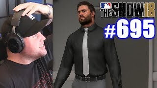 TRADED! | MLB The Show 18 | Road to the Show #695