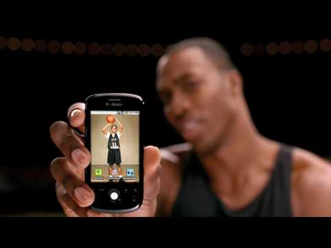Dwight Howard T-Mobile myTouch 3G Commercial