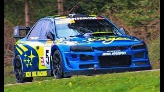 Best Of HillClimb Monsters - Subaru Impreza Compilation