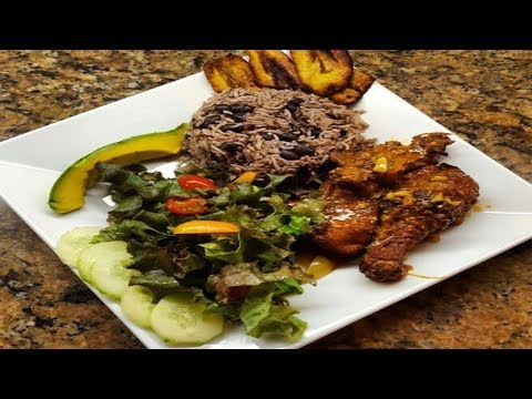 How To Make Authentic Jamaican Brown Stew Chicken