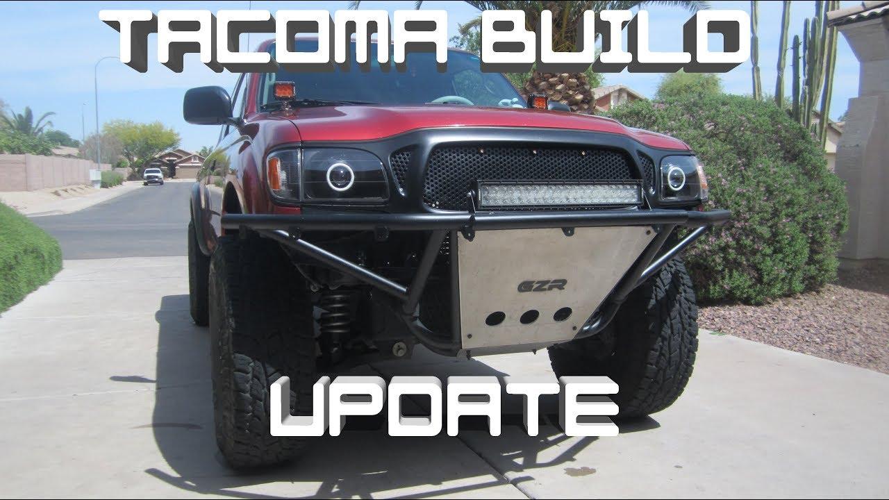 2003 Tacoma Walkaround | Build Update & Plans