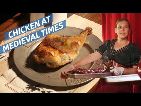 How Medieval Times Serves 1300 Chicken Dinners in 30 Minutes — How to Make It