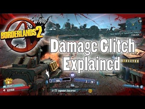 Borderlands 2 | Damage Glitch Explained - PlayItHub Largest