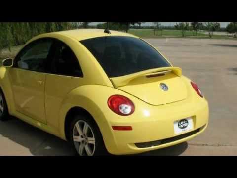 Preowned 2006 Volkswagen New Beetle Frisco TX