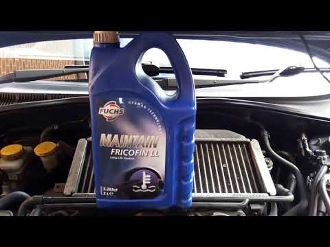 Subaru Impreza WRX - Why the coolant rises in the Expansion tank.