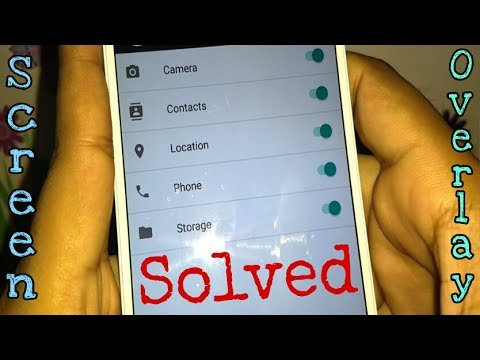 100 % Turn Of Screen Overlay Detected | Reboot To Safe Mode | Any Android Marshmallow