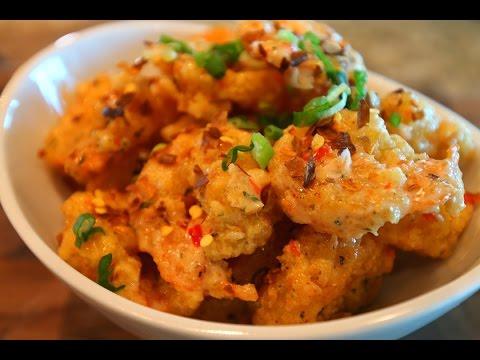Bang Bang Shrimp Recipe - Shrimp Tempura with Bang Bang Sauce
