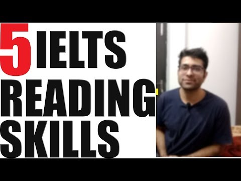 5 best IELTS Reading skills you must develop || IELTS Reading tips 9 band guaranteed