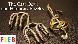 The Cast Devil and Harmony Puzzles