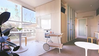 NEVER TOO SMALL ep 38 40sqm/430sqft Small Apartment - Karoot Apartment