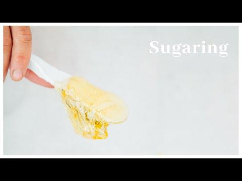 Body Sugaring Hair Removal