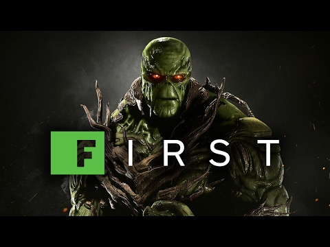 Injustice 2: Swamp Thing Gameplay Reveal Trailer (1080 60fps) – IGN First