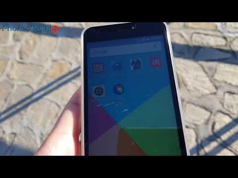 Ulefone s7 Display Outdoor Sunlight test