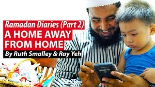 Ramadan Diaries: Migrant Workers Try To Make A Home Away From Home  | CNA Insider
