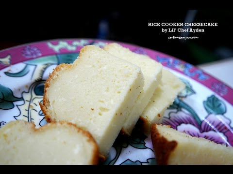 Rice Cooker Cake: Easy and Delicious Cheesecake Recipe