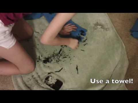 DIY: Zombie Pants
