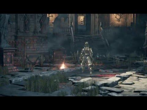 Dark Souls 3 - Grand Archives (bonfire timelapse)