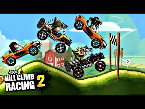 Hill Climb Racing 2 | Daily Challenges