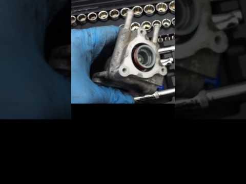 Toyota Corolla Verso 2.0 D4D EGR valve