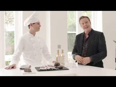 Lindt Excellence Cherry Intense & Sauternes