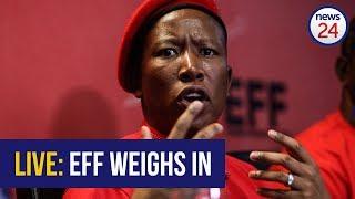 WATCH LIVE: EFF host media briefing following Zuma
