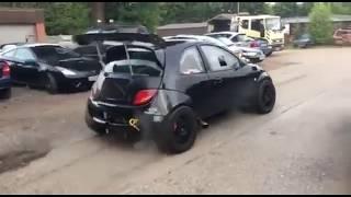 Ford Ka Turbo Awd De Rally