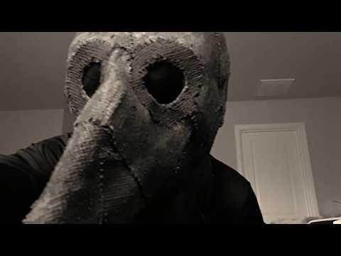 Plague Doctor Mask By NightmareFuelStudios