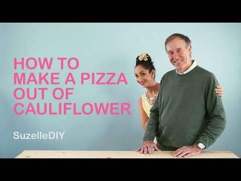 How to Make a Pizza out of Cauliflower (featuring Tim Noakes)