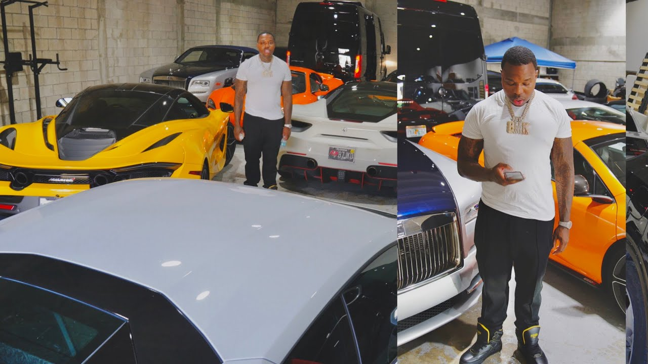 Bandman Kevo Show You How To Get 4 Million In Exotic Rental With Little Money Down And Own Them