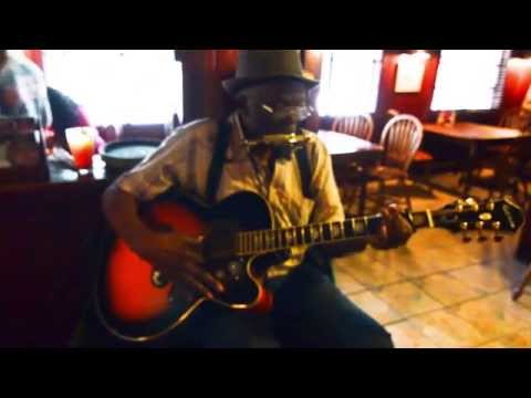 Willie Green-Florida Treasure @ The Yearling Restaurant in Cross Creek, Fl.