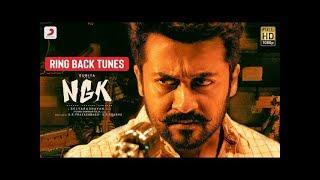 NGK - Ring-Back Tunes | Suriya, Sai Pallavi, Rakul Preet | Yuvan Shankar Raja | Selvaraghavan