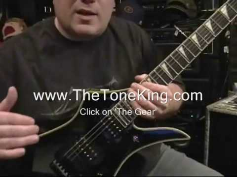 TTK -Part 1- How to SETUP your new guitar & tune a Floyd Rose trem
