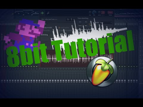 Fl Studio - How to make an 8-bit beat [Tutorial]