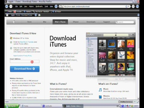 Review of  iTunes 8