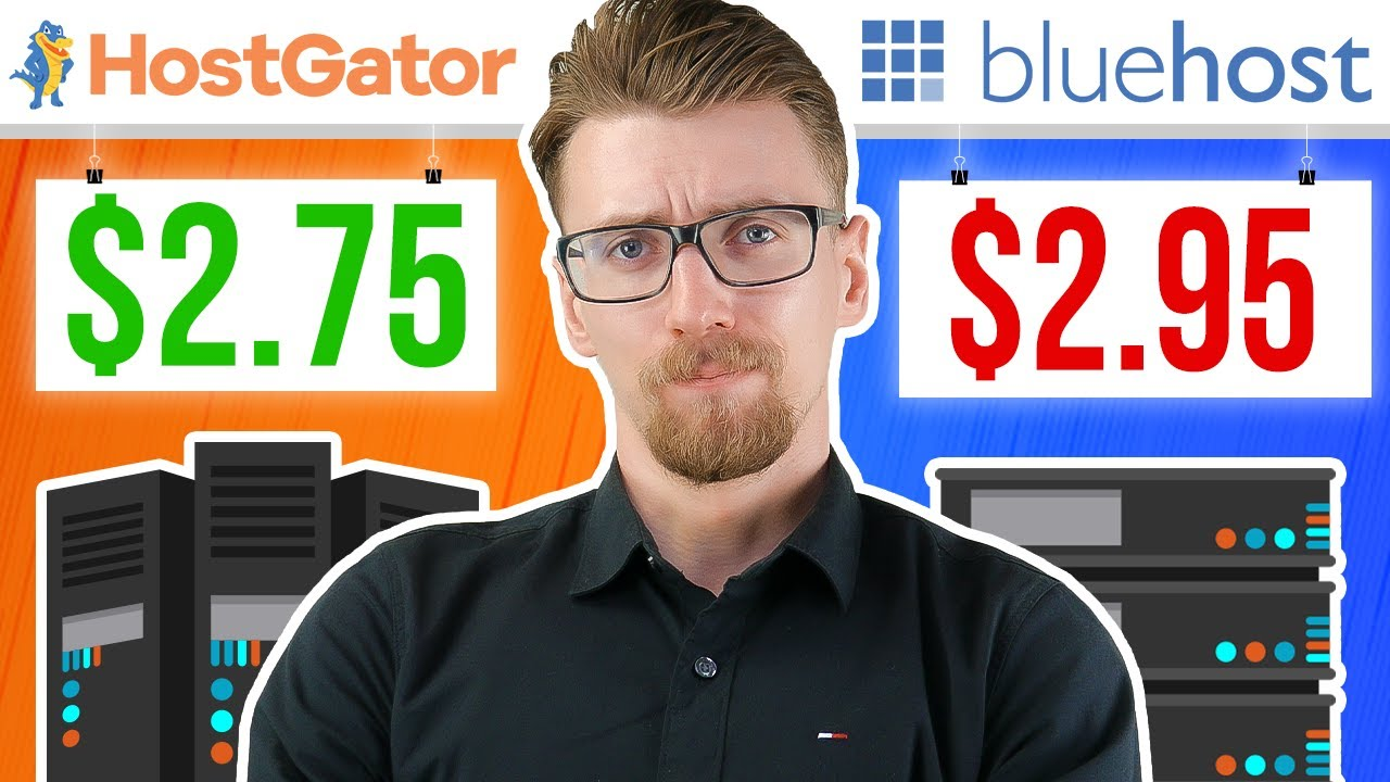 Bluehost vs Hostgator - What Are The REAL Differences?