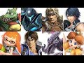 All New Characters Gameplay Showcase - Super Smash Bros Ultimate mp3