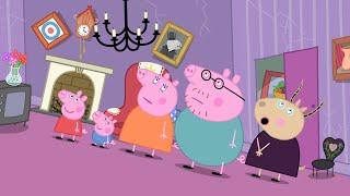 Peppa Pig Full Episodes |Madame Gazelle