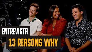 13 REASONS WHY | A SEGUNDA TEMPORADA CHEGOU! (Entrevista)