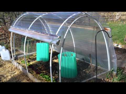 The NO STRAIN Gardening Method