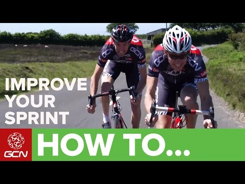 How To Improve Your Sprinting