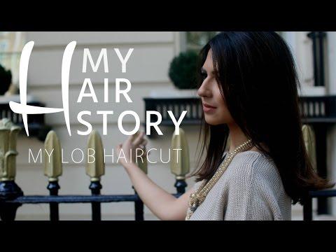 My Hair Story | LOB Haircut