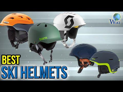 10 Best Ski Helmets 2017