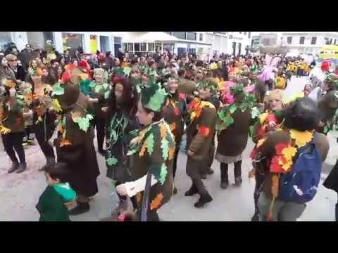 Η Τήνος έδειξε τι εστί Καρναβάλι!(Βίντεο+Φώτο)